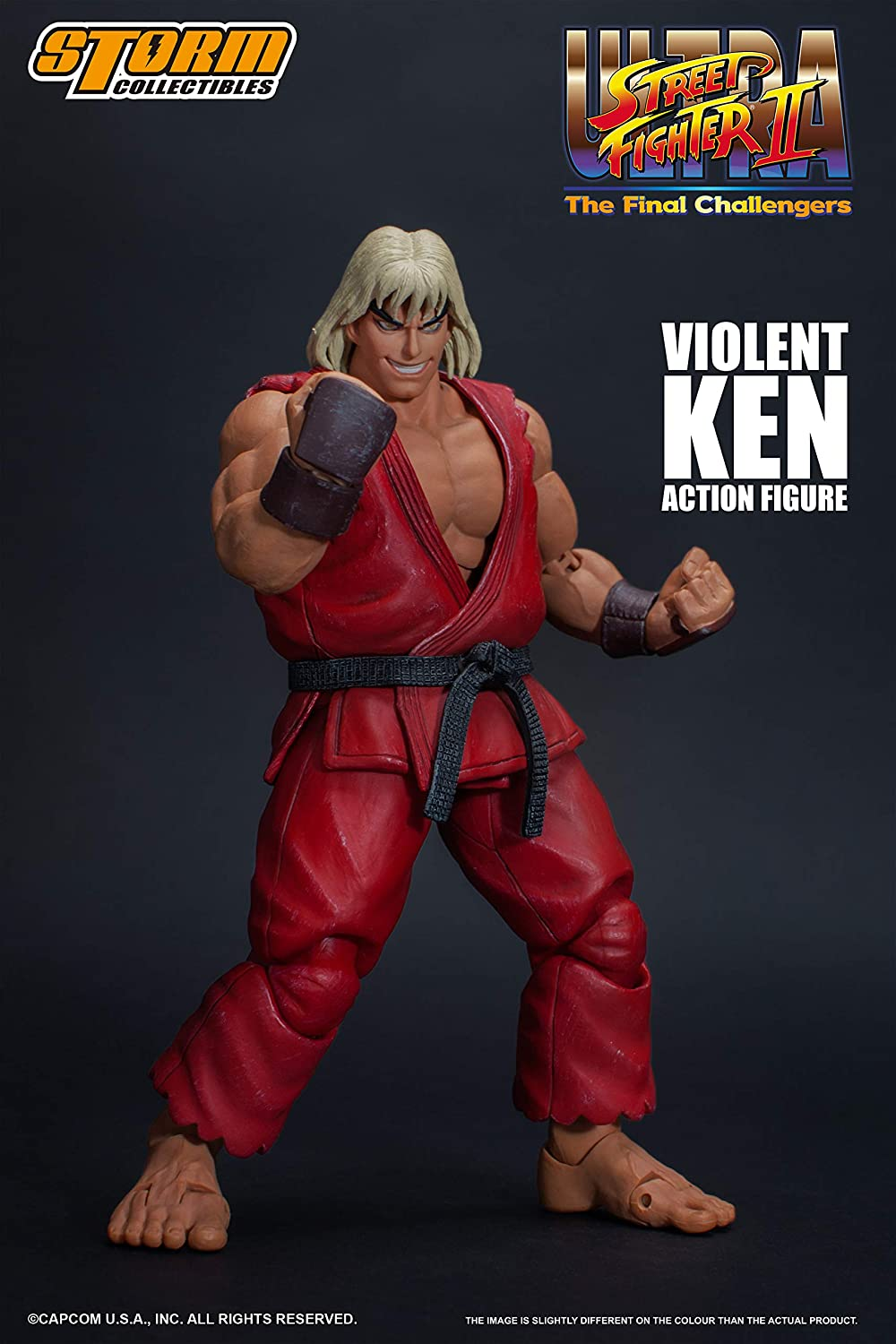 Amazon Com Storm Collectibles Violent Ken 1 12 Ultra Street