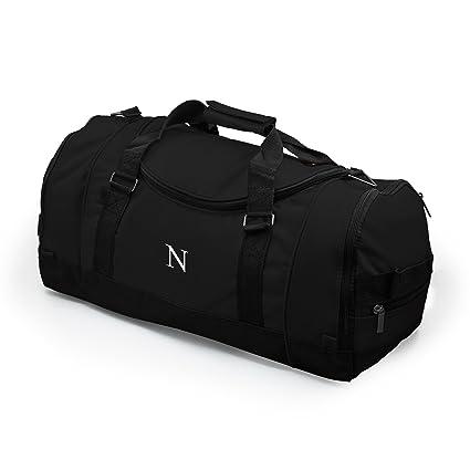 72e9a07f7e Amazon.com  Personalized Deluxe Sports Duffle Bag