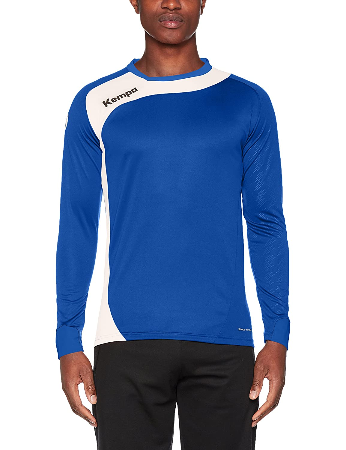 TALLA 3XL. Kempa - Peak Longsleeve, Color