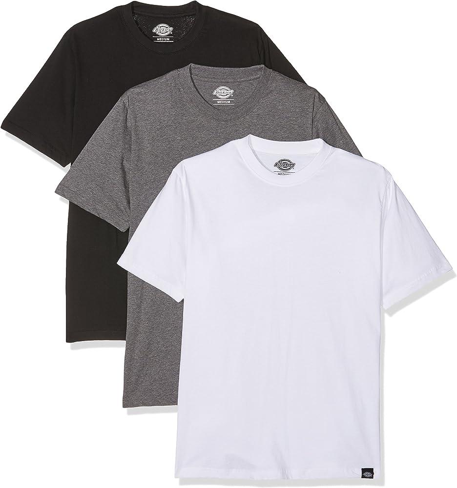 Dickies - Camiseta de running para hombre, Multicolor (Assorted Colour), 36 (Talla del fabricante: XS): Amazon.es: Ropa y accesorios