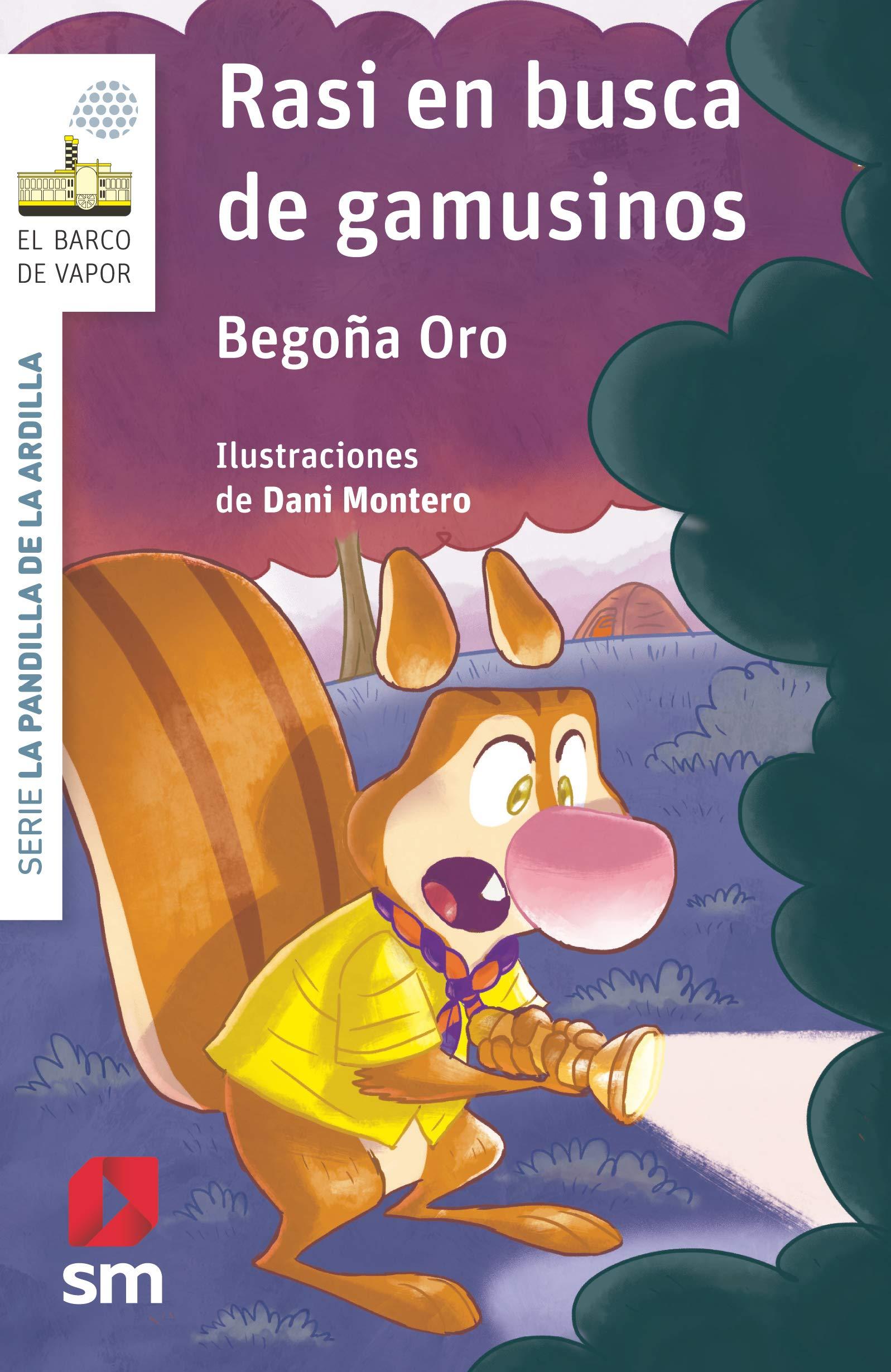 Rasi en busca de gamusinos (El Barco de Vapor Blanca): Amazon.es ...