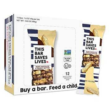 this bar saves lives all natural gluten free whole food energy snack bar