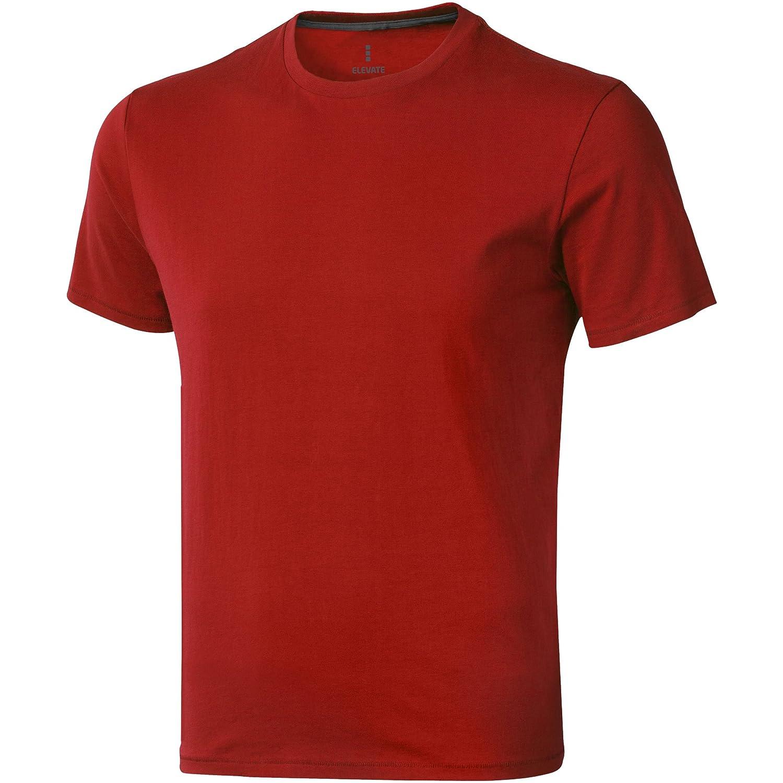 8ee59c5c Amazon.com: Elevate Mens Nanaimo Short Sleeve T-Shirt: Clothing