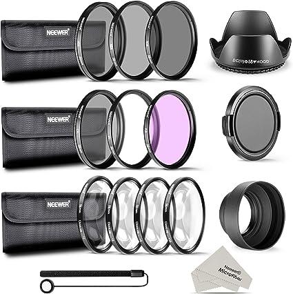 Estuche Bolsa de Cámara para Canon EOS Rebel 550D 400D 450D 500D 350D 600D 650D 700D 100D