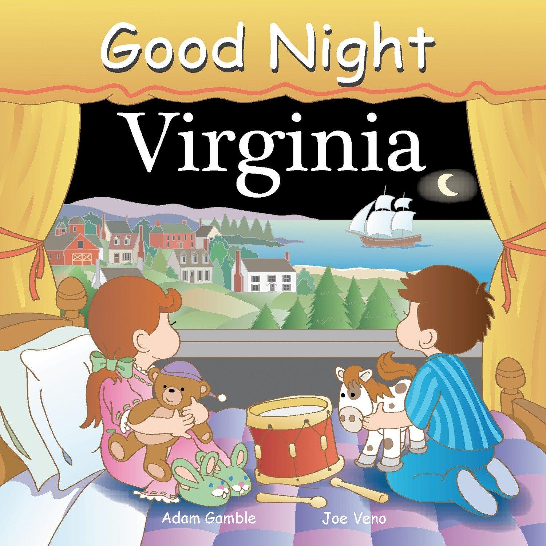 Good Night Virginia (Good Night Our World) PDF