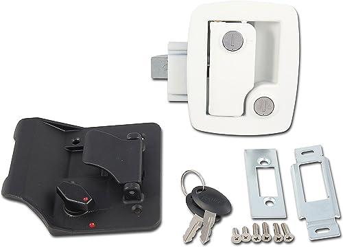 AP Products 013-534 Bauer RV Entry Door Lock