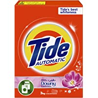 Tide Automatic Laundry Powder Detergent with Essence of Downy 3 kg, Pack of 1
