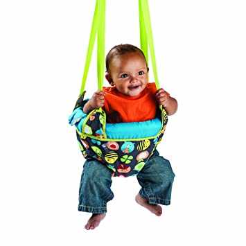 80f83322d Amazon.com   Evenflo ExerSaucer Door Jumper