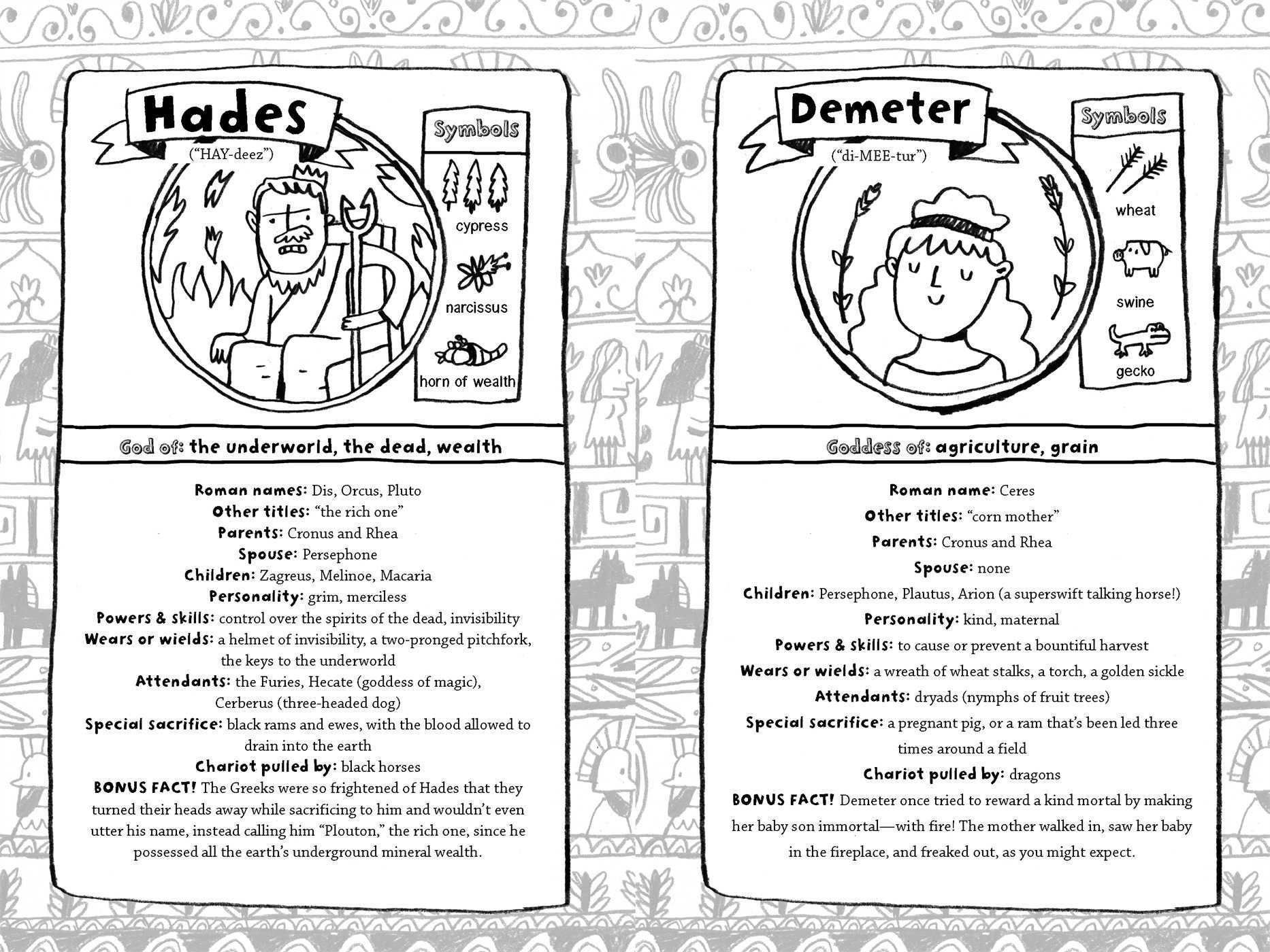 greek mythology ken jennings u0027 junior genius guides ken jennings