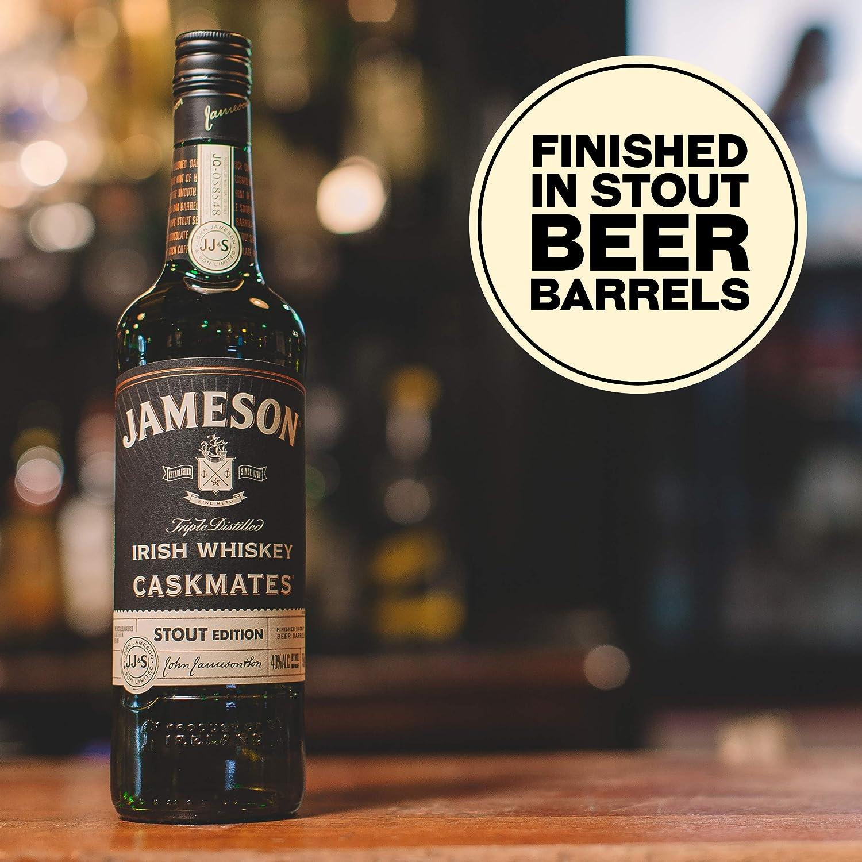 19b81b7c997 Jameson Caskmates Stout Edition Irish Whiskey