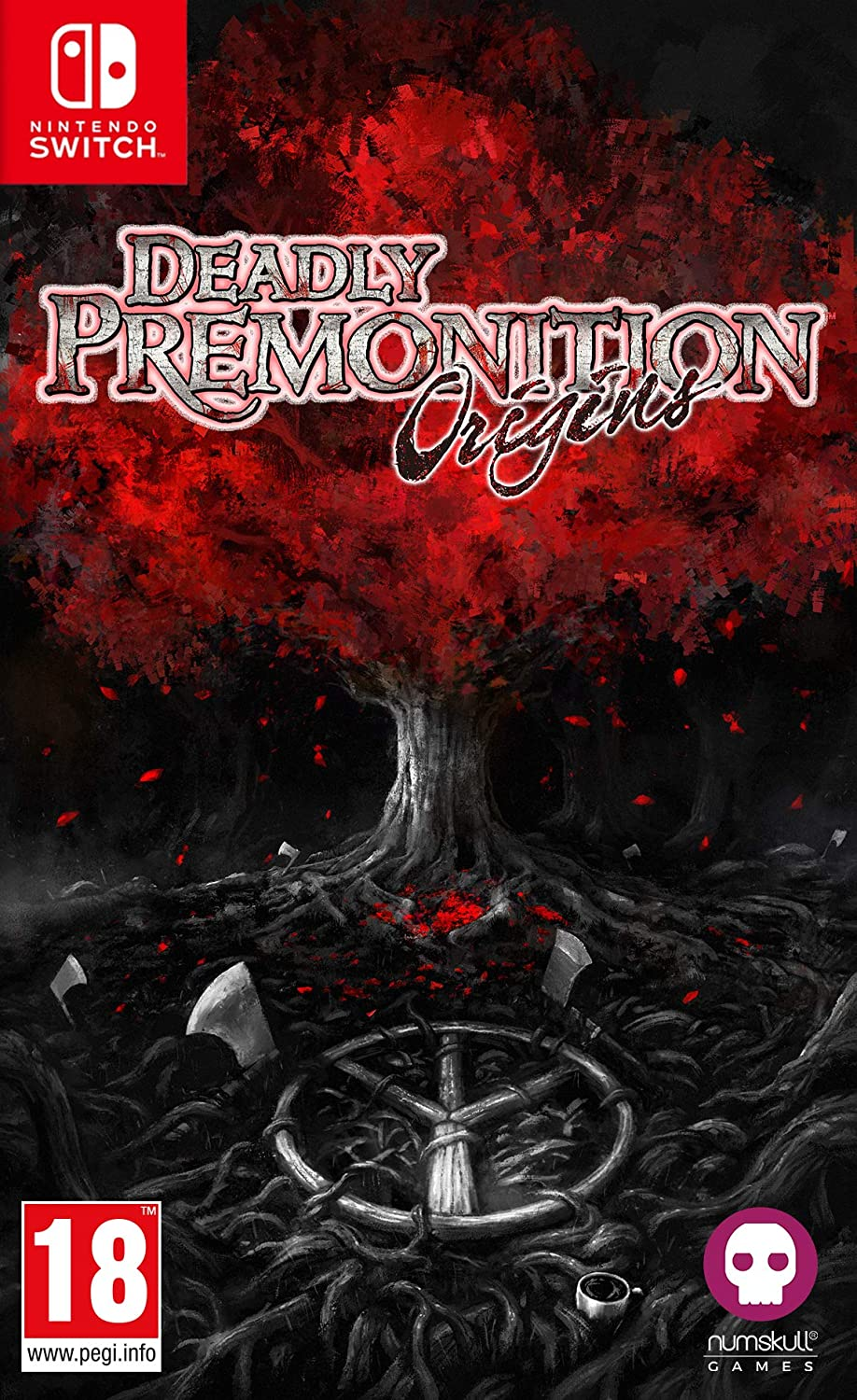 Deadly Premonition Origins Nintendo Switch: Amazon.es: Videojuegos