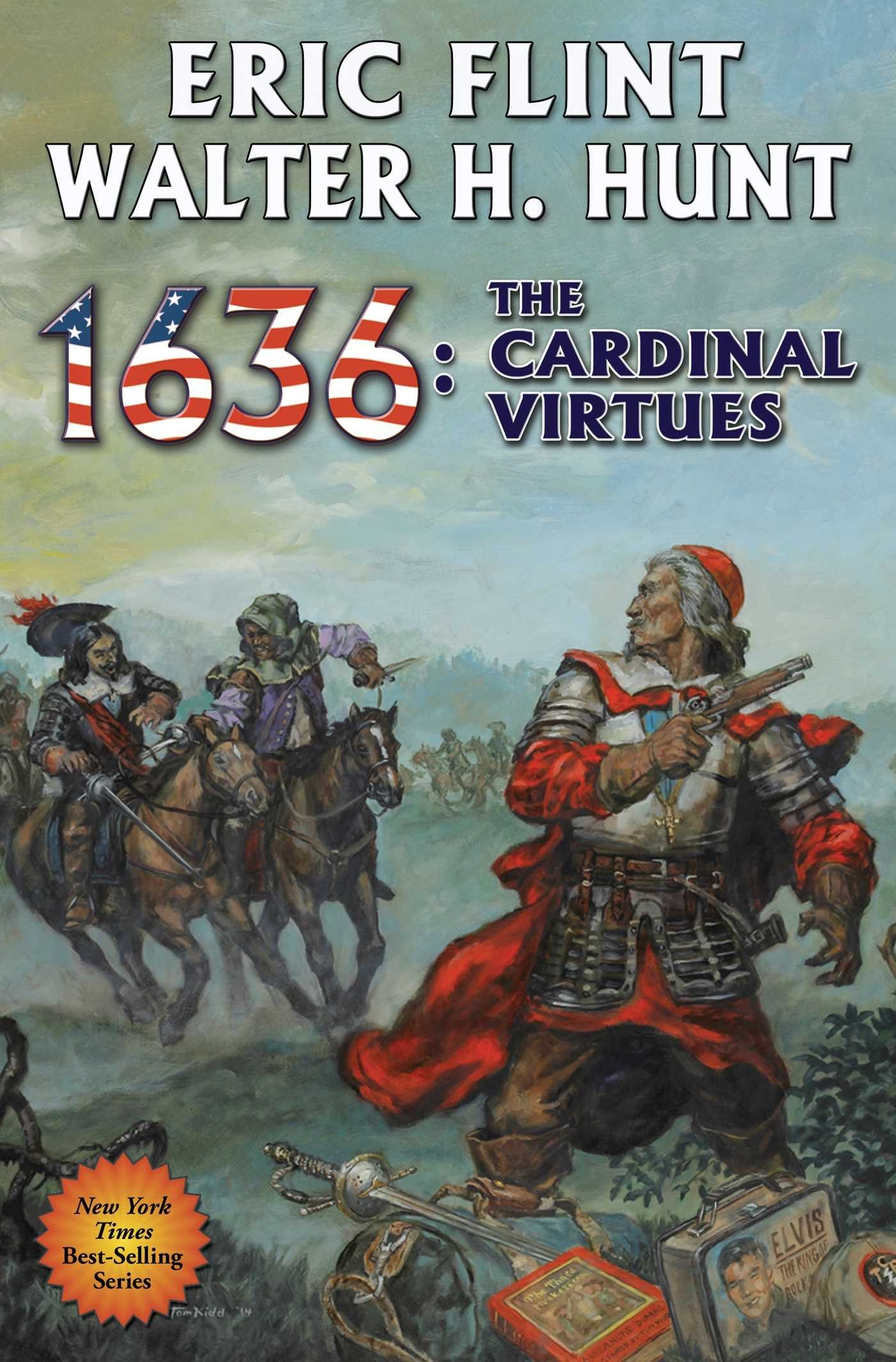 1636: The Cardinal Virtues (The Ring of Fire): Eric Flint, Walter H Hunt:  9781476781693: Amazon.com: Books