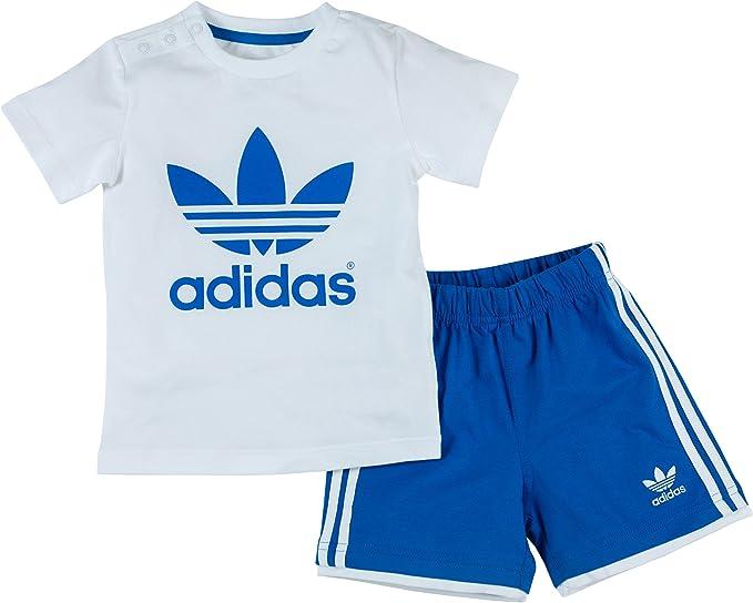 ensemble short adidas