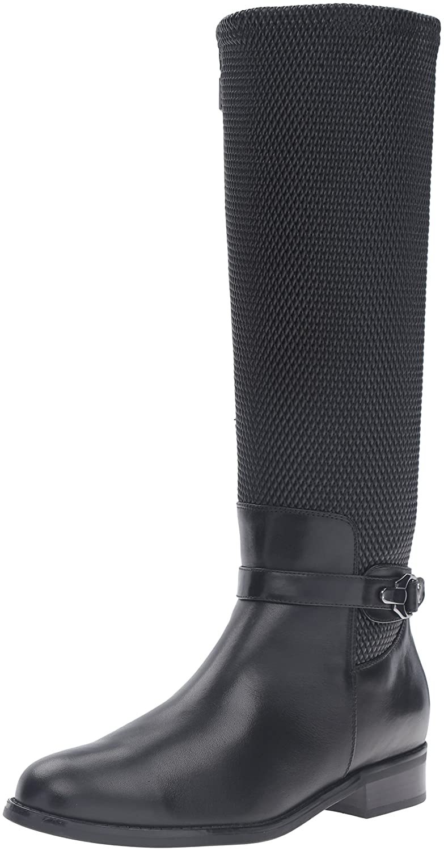 Blondo Women's Zana Waterproof Riding Boot B01D2833HS 5.5 B(M) US|Black