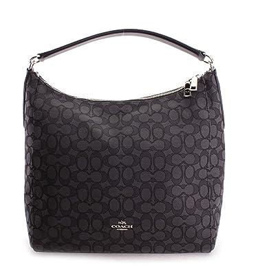 25684573d3 Coach Outline Signature Celeste Hobo Shoulder Crossbody Bag Purse Handbag
