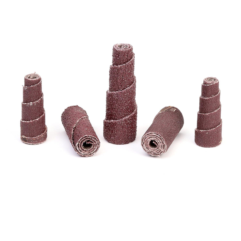 Pack of 100 100 per case 3//8 in x 1-1//2 in x 1//8 in 50 x-Weight 3M Cartridge Roll 341D