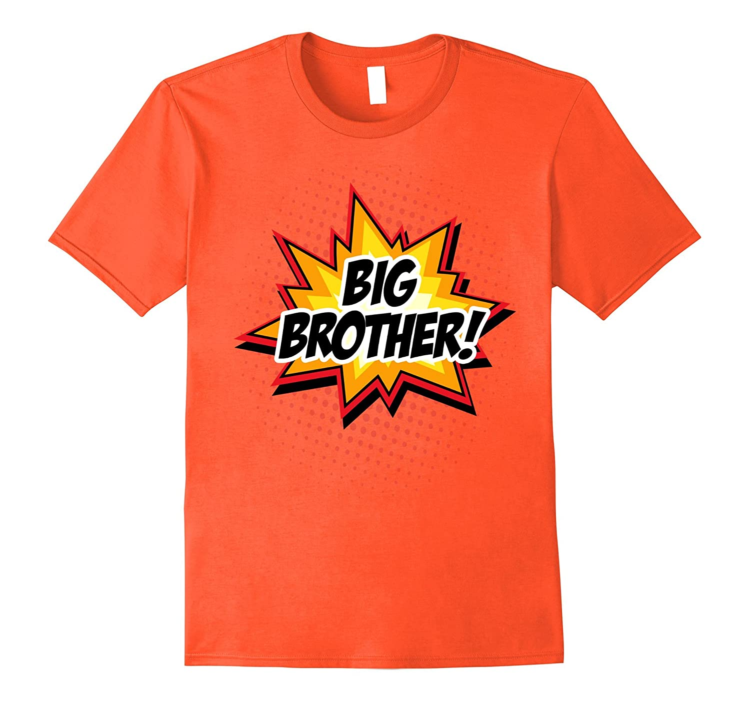 Happy family clothing big boys superhero big brother t Boys superhero t shirts