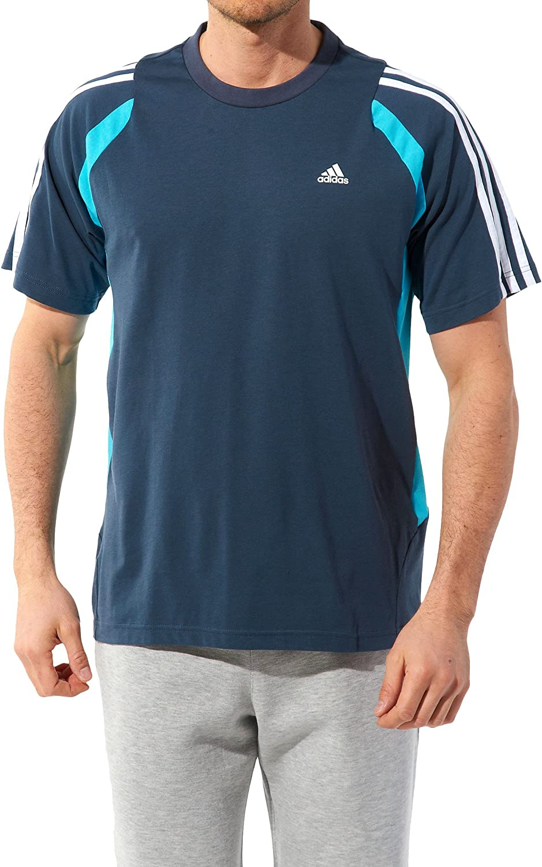 adidas Climalite Sport Crew – Camiseta para Hombre, Mujer ...