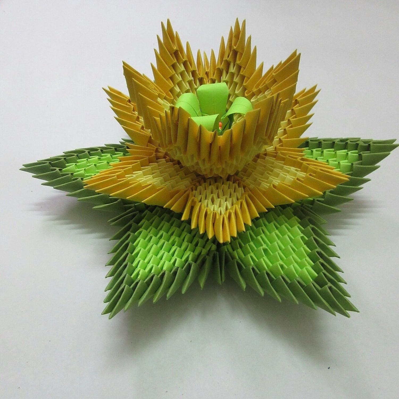 Paper Flower Handmade Origami Lotus Flower Gift by fishandlotus ... | 1500x1500