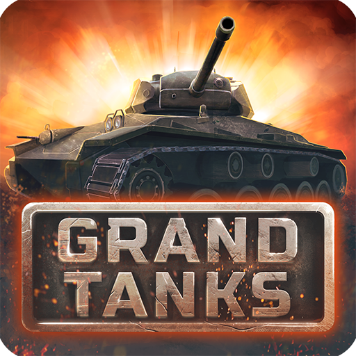 (Grand Tanks: 3D Multiplayer Tank Shooting Game)
