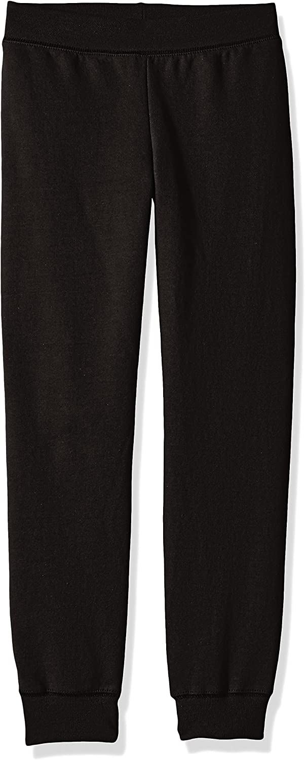 Hanes Big Girls' ComfortSoft Ecosmart Fleece Jogger Pants: Clothing