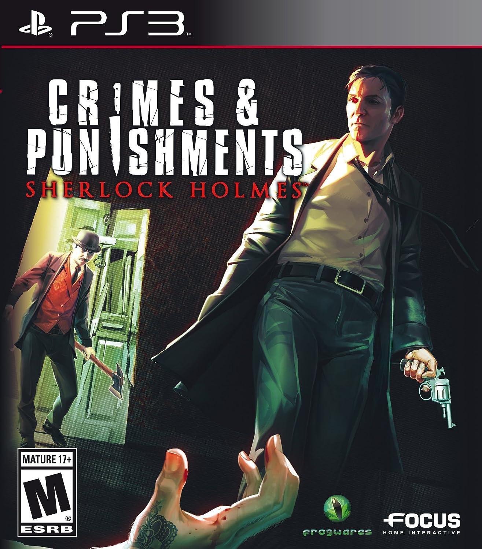 Sherlock Holmes: Crimes & Punishments - PlayStation 3