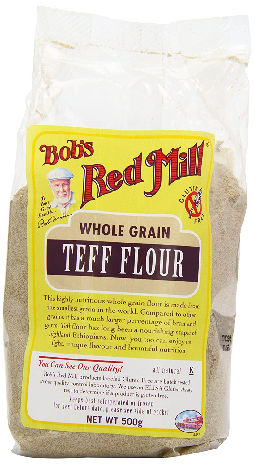 Teff flour nutrition nutrition ftempo for Wahoo s fish taco menu nutrition