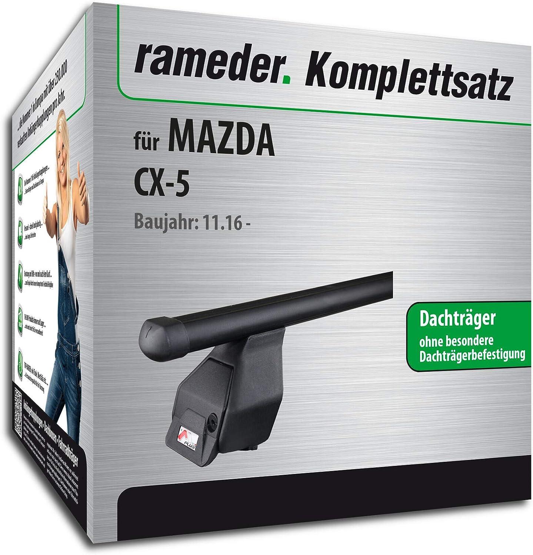 Rameder Full Set Tema Roof Girders For Mazda Cx 5 118790 37884 Auto