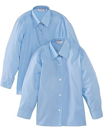 9c4b26d14 Trutex Ls Easy Care - Paquete de 2 Blusas con mangas largas para niñas