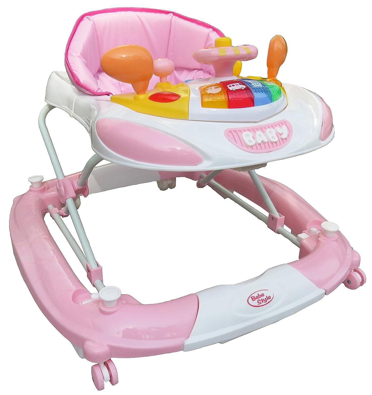 Bebe Style 2in1 Andador Bebé Coche de Carreras + Hamaca