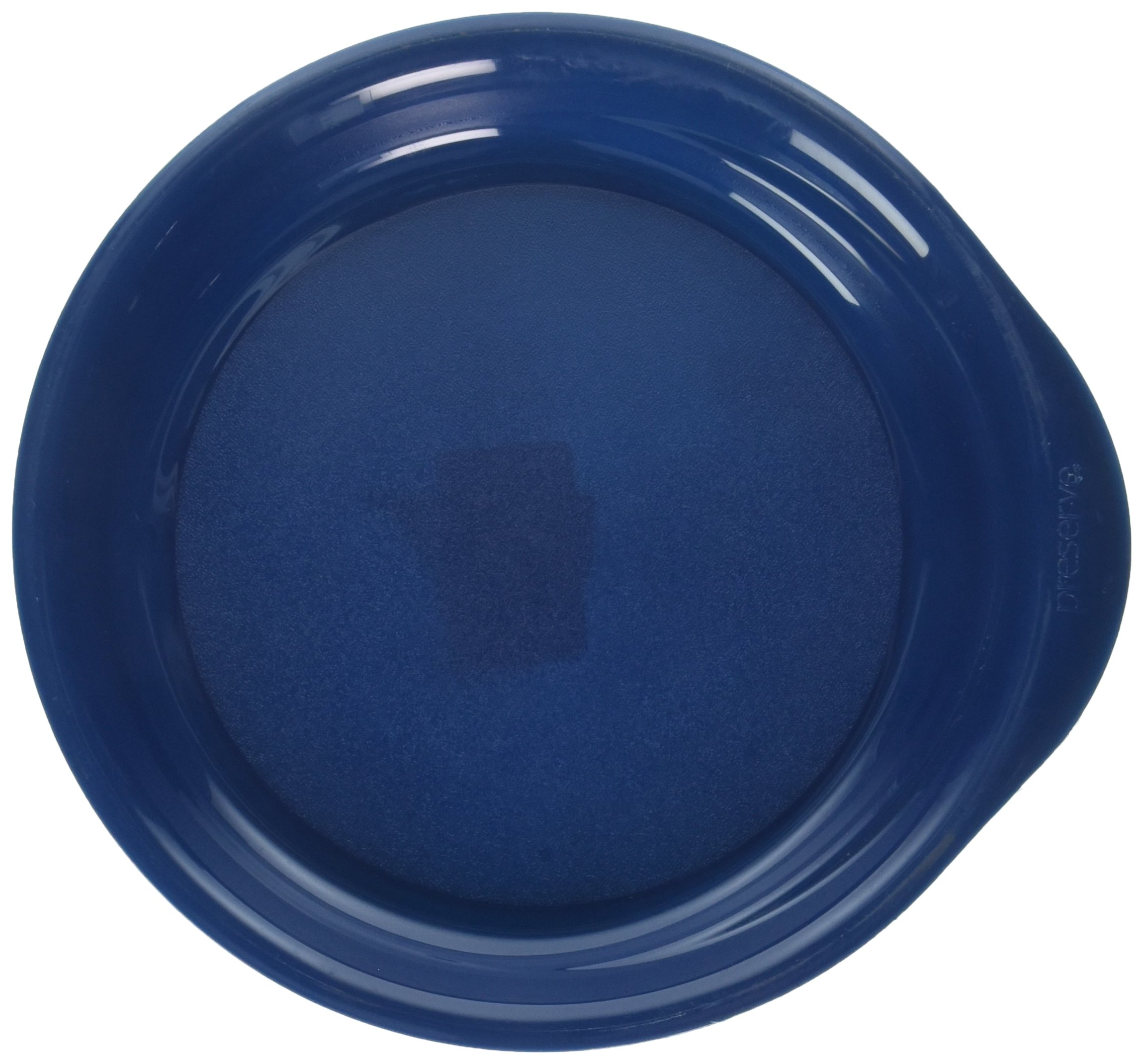 Preserve Everyday Plate, 9.5'', 4pk, Midnight Blue