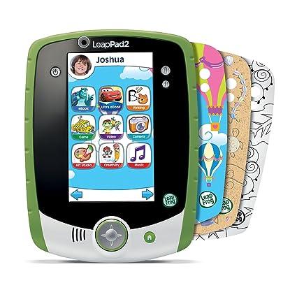 amazon com leapfrog leappad2 kids learning tablet custom edition rh amazon com LeapFrog LeapPad 2 leappad 2 user guide
