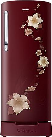 Samsung 192 L 2 Star Direct Cool Single Door Refrigerator(RR19N1822R2/HL, Star Flower�