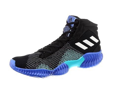 premium selection 085fa 92492 adidas Pro Bounce 2018, Zapatos de Baloncesto para Hombre, Negro  Cblack Lgsogr