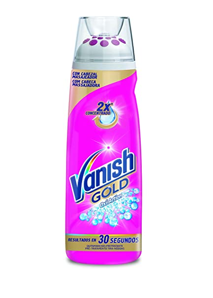 Vanish Quitamanchas Gel Pretratante 200ml