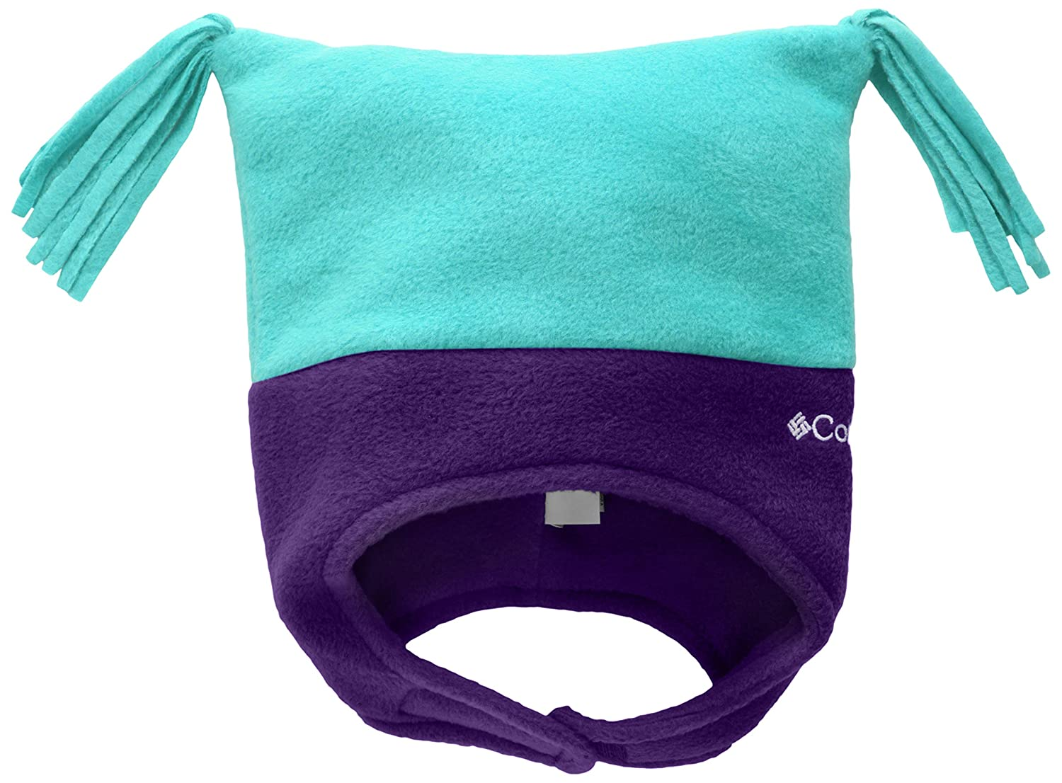 6fd3a2b8c Columbia Baby Girls' Pigtail Hat
