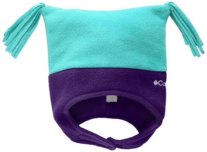 240def644f5 Amazon.com  Columbia Baby Girls  Pigtail Hat