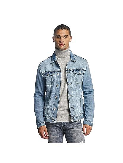 0663619b1 Jack   Jones Men Jackets Lightweight Jacket jjiAlvin jjJacket JJ 031 Blue S