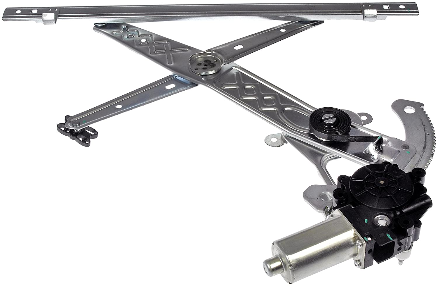 Dorman 741-870 Front Driver Side Replacement Power Window Regulator with Motor for Select Ford//Mercury Models