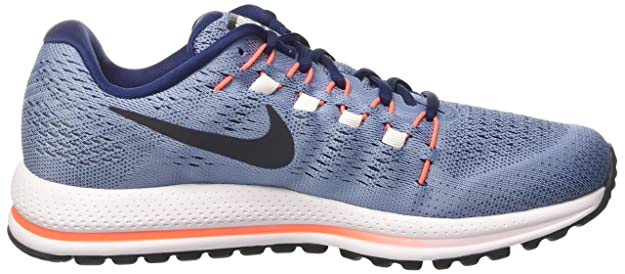hot sale online 21779 c998e Nike Men's Air Zoom Vomero 12 Blue Running Shoes(863762-403) (UK-7 (US-8)):  Buy Online at Low Prices in India - Amazon.in