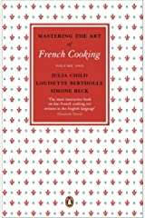 Mastering the Art of French Cooking, Vol.1 Paperback