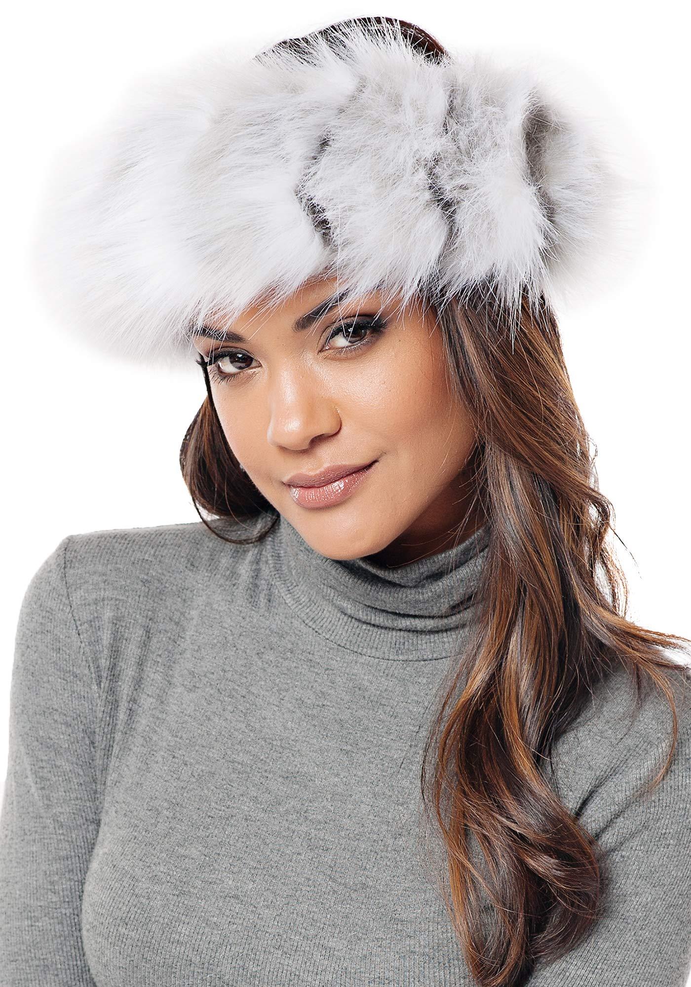 Donna Salyers Fabulous Furs Halo (Crystal Fox)