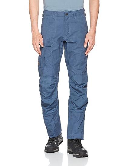 c694b65b Amazon.com: Fjällräven Nils pants Gentlemen blue: Clothing