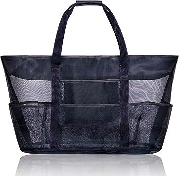 Strandtasche Shopper Badetasche Tasche Damen Schultertasche Strand Handtasche