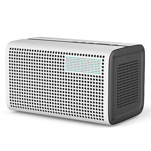 20 opinioni per GGMM E3- Altoparlante Intelligente senza Fili Wi-Fi+Bluetooth, Audio Multi-room,