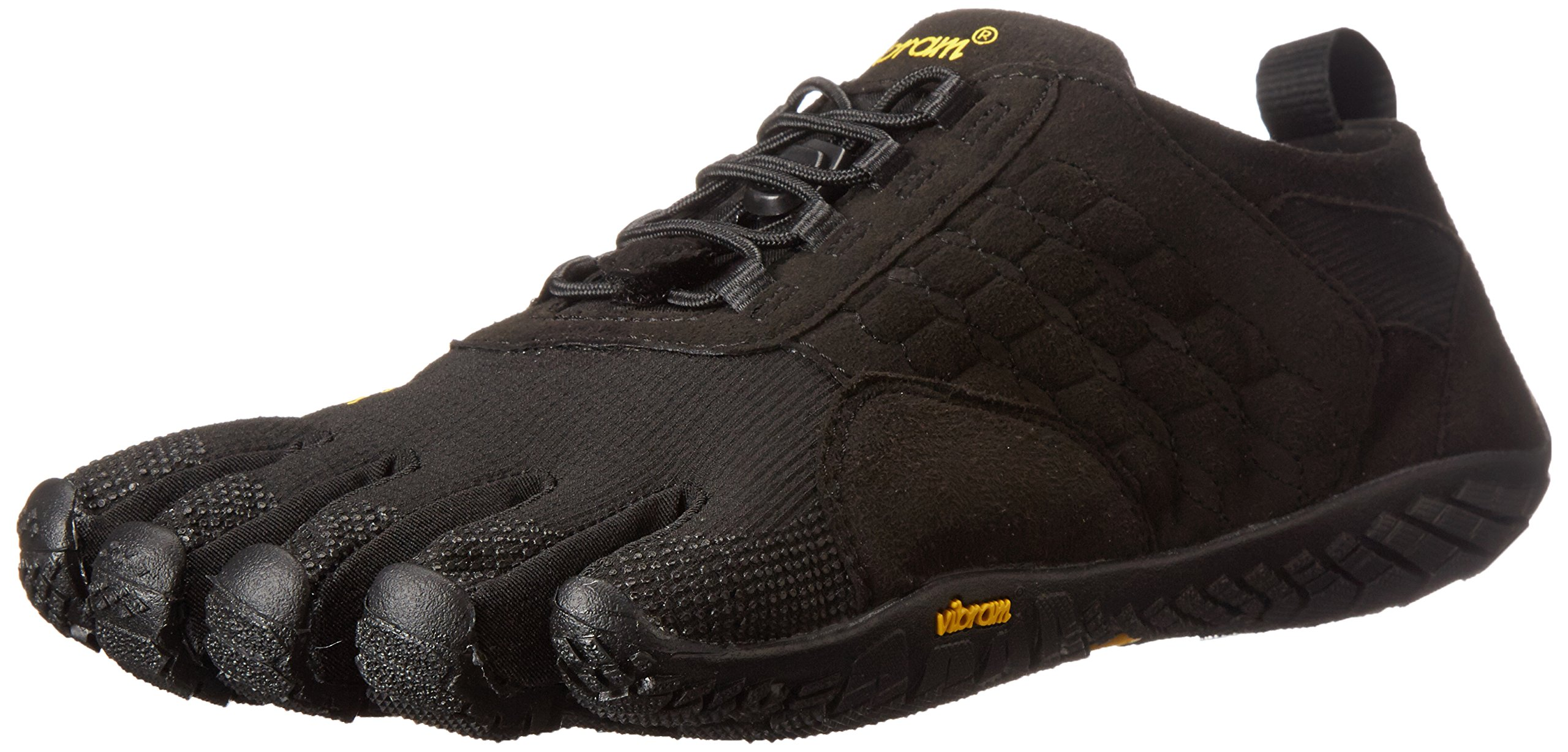Vibram Women's Trek Ascent Light Hiking Shoe, Black,38 EU/7 M US