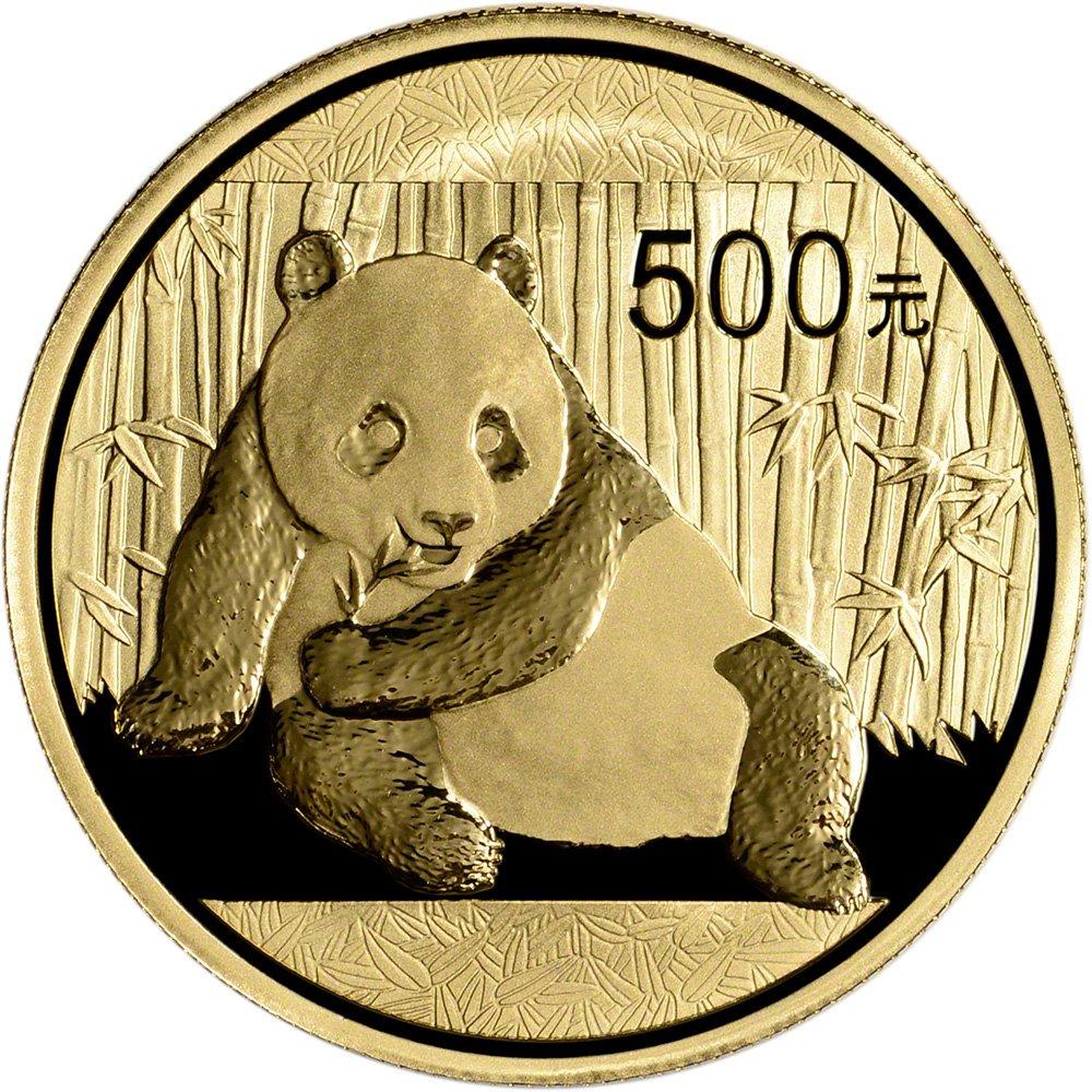 2001 20 Yuan People/'s Republic Of China 1//20 oz .999 Chinese Gold Panda NGC MS69