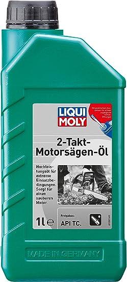 Liqui Moly 1282 Aceite para Motosierras de 2 Tiempos, 1 L: Amazon.es: Coche y moto