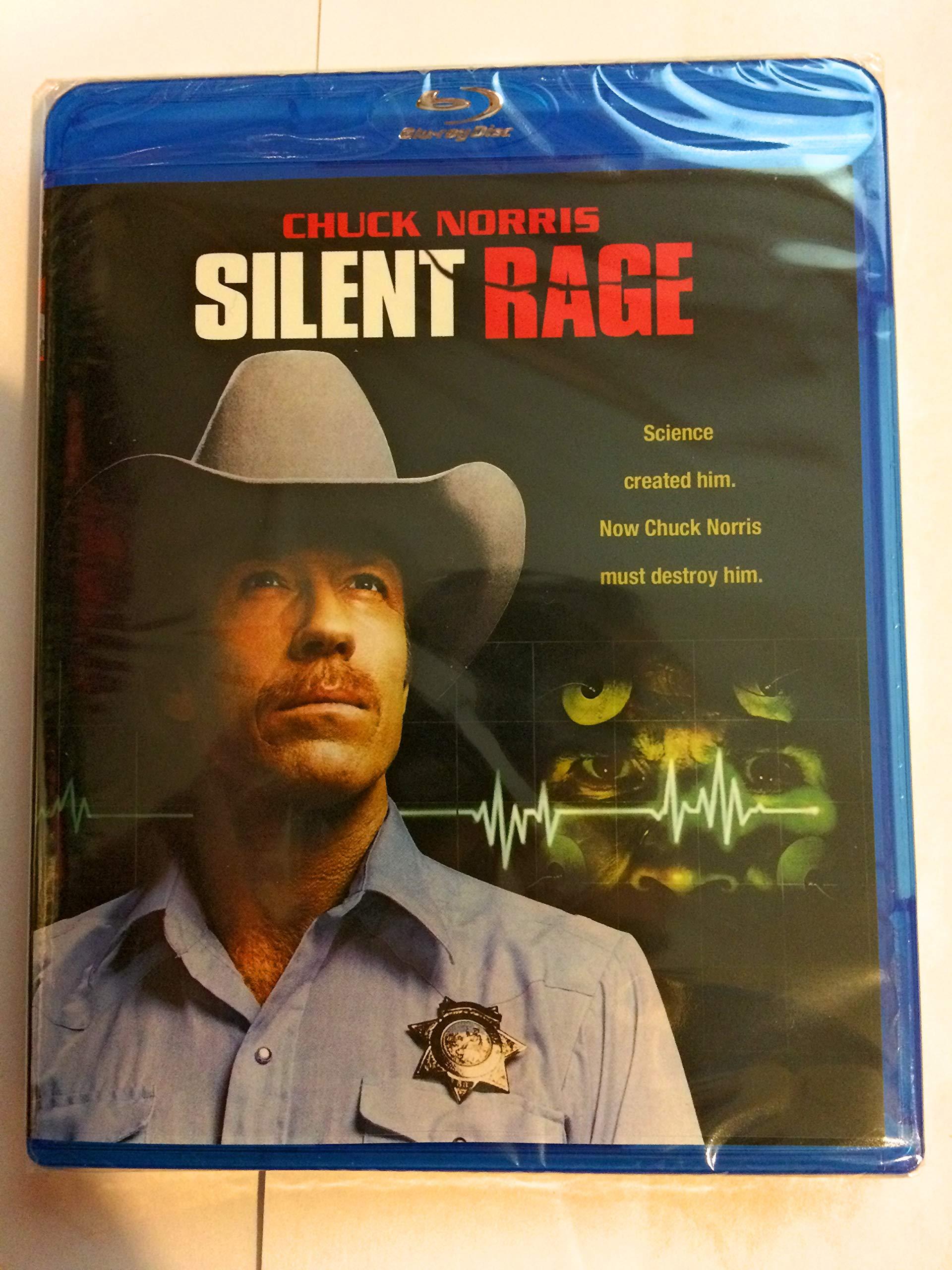 Blu-ray : Silent Rage (Blu-ray)