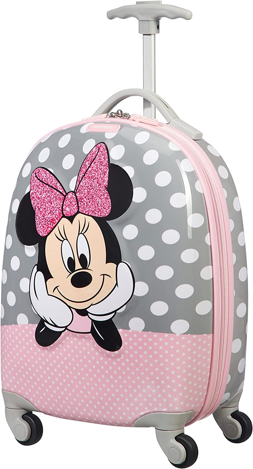 Samsonite Disney Ultimate 2.0 - Maleta Infantil, 46.5 cm, 20.5 l, Multicolor (Minnie Glitter)